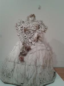 Niki de Saint Phalle: La Marièe, im Museum Berardo